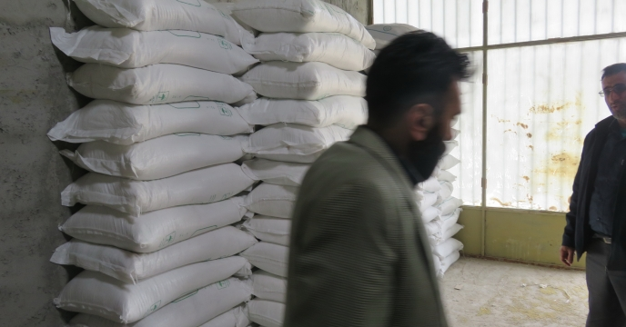 انجام 12 مورد بازرسی از کارگزاری کود در مازندران
