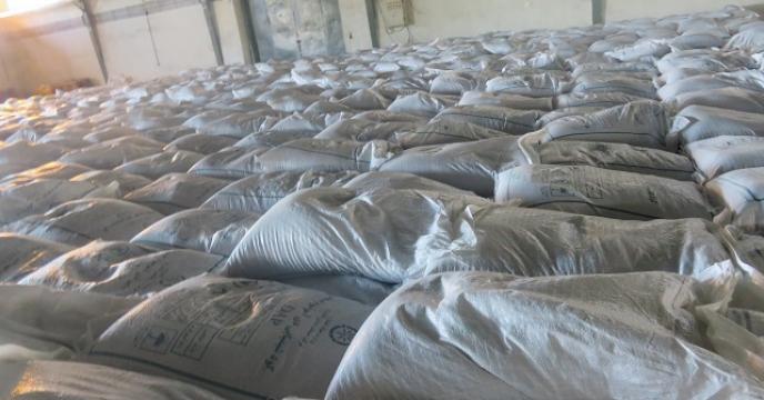 تامین و توزیع 100 تن کود سوپرفسفات برای کشت توتون در میاندورود
