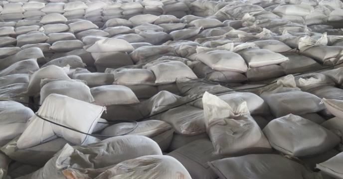 توزیع 15 تن کود کلرورپتاسیم پودری در مازندران