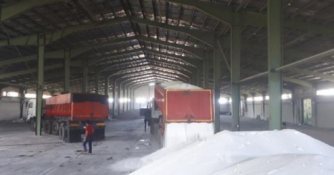 توزیع 371 تن کود اوره از طریق تعاونی تولید در محمودآباد