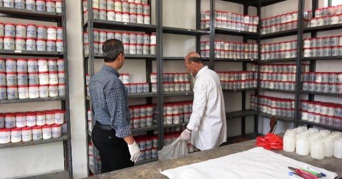 ورود 21 نمونه کود ارسالی از شعب شرکت به مرکز تحقیقات کاربردی نهاده های کشاورزی