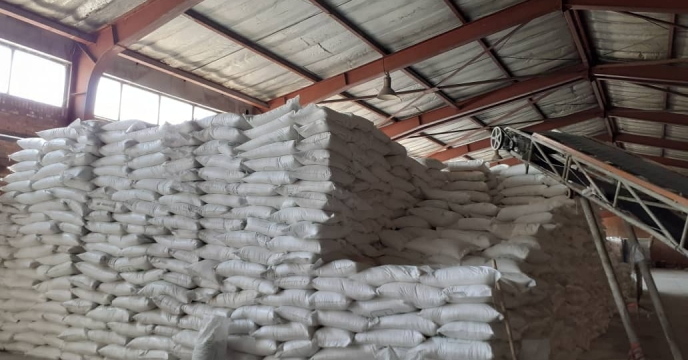 توزیع 400 تن کود شیمیایی سولفات پتاسیم در سطح استان آذربایجان شرقی