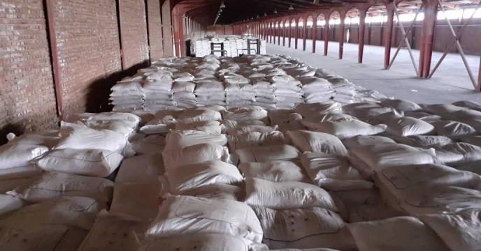 توزیع 700 تن انواع کود شیمیایی در شهرستان اسکو