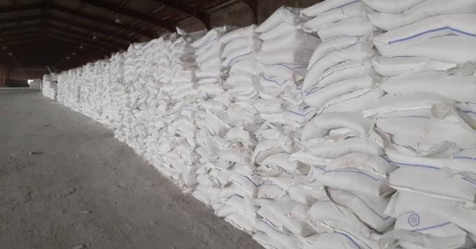توزیع 234 تن کود شیمیایی اوره در شهرستان هوراند استان آذربایجان شرقی