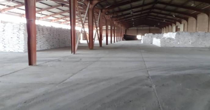 توزیع 2950 تن کود شیمیایی در شهرستان ملکان