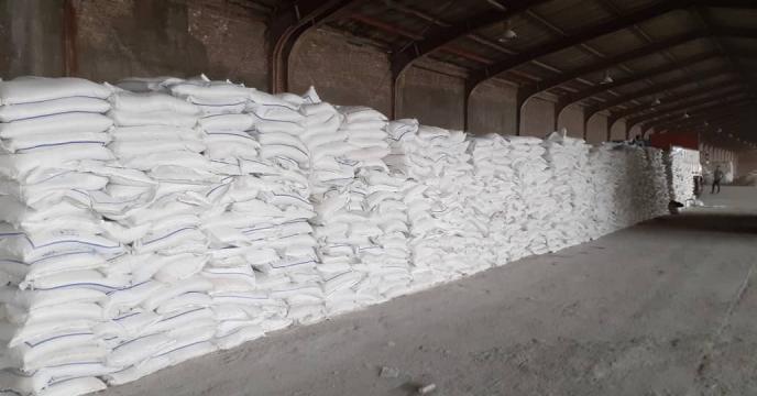 توزیع 1450 تن کود شیمیایی در شهرستان هوراند