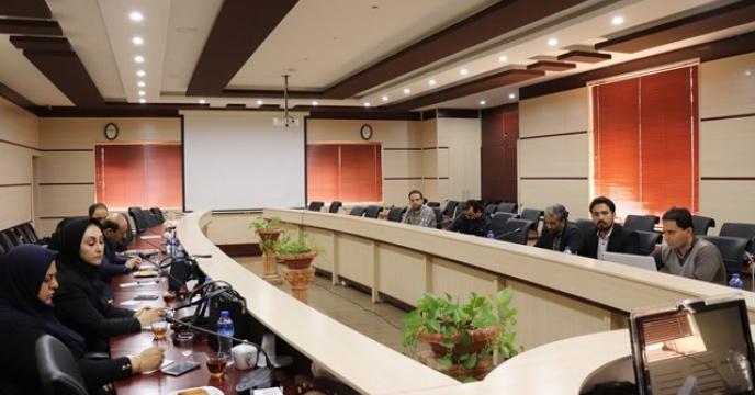تشکیل جلسه روابط عمومی