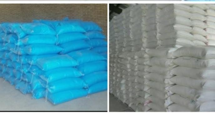 توزیع مقدار 914تن کود شیمیایی اوره در شهرستان سامان