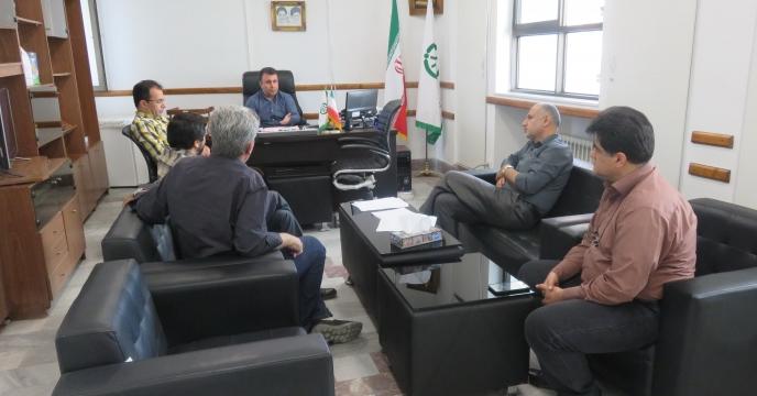 نشست ساماندهی توزیع کود فله در مازندران