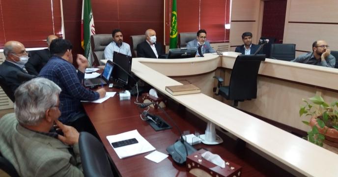 جلسه کمیته فنی زراعت