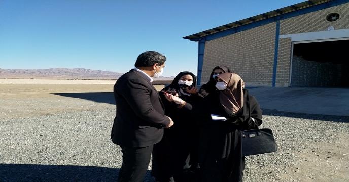 مصاحبه با خبرنگاران خبرگزاری های استان خراسان جنوبی