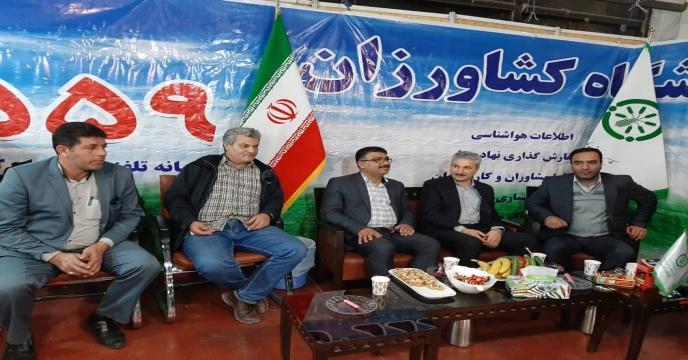 استقبال پر شور بازدید کنندگان قزوین