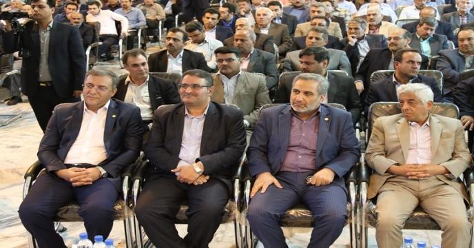 افتتاحیه باشگاه کشاورزان خراسان رضوی
