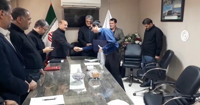 همایش معرفی محصولات سبد کودی شرکت خدمات حمایتی آذربایجان غربی