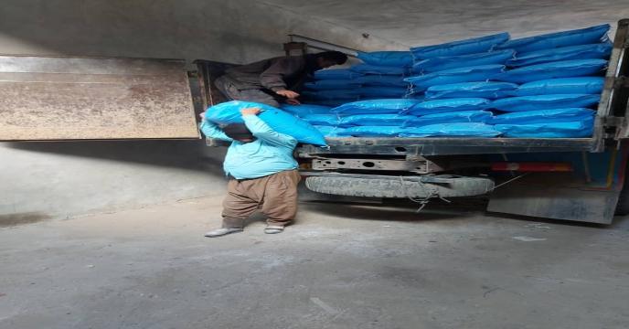 توزیع کود اوره در شهرستان مروست طی سه ماهه اخیر سال جاری