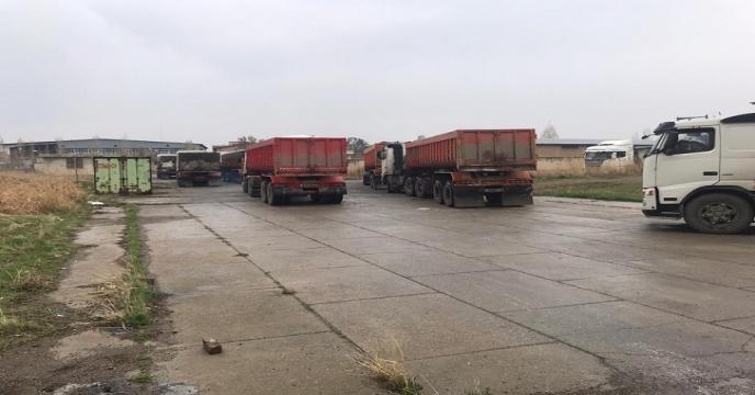 ورود 1100تن کود اوره فله از مبادی بندر امام به استان آذربایجان غربی