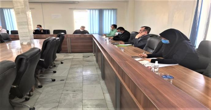 دومین جلسه هماهنگی دستگاههای نظارتی استان آذربایجان غربی در ارتباط  با توزیع کودهای خارج از شبکه