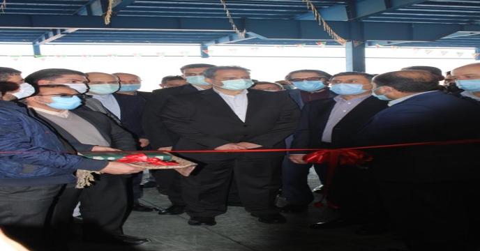حضور مقام عالی وزارت در استان البرز