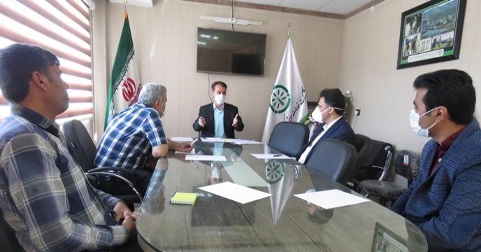 برگزاری جلسه توجیهی جهت شرکت در مناقصات حفاظت فیریکی و خدماتی اداری