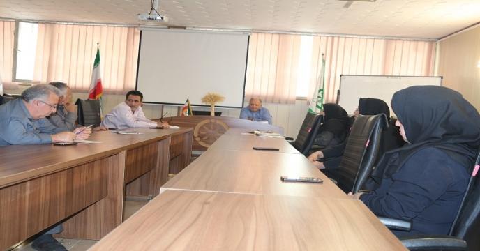 جلسه شورای هماهنگی و برنامه ریزی استان