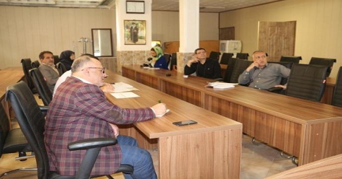برگزاری کمیسیون مناقصه جذب نیروی حفاظتی استان تهران