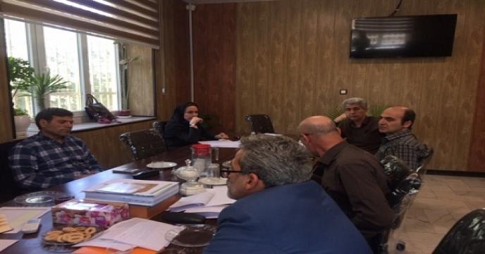 بررسی میزان جذب سهمیه کودی در شهرستان شهریار
