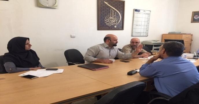 بررسی میزان جذب سهمیه کودی شهرستان بهارستان