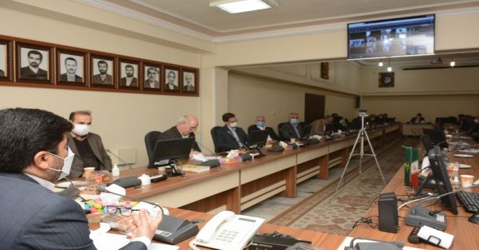 جلسه شورای هماهنگی سازمان