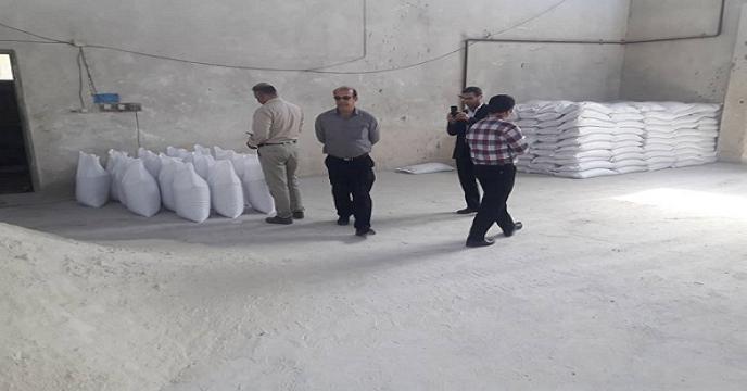 بازدید از واحدهای تولیدی کود شیمیایی در آذربایجان غربی
