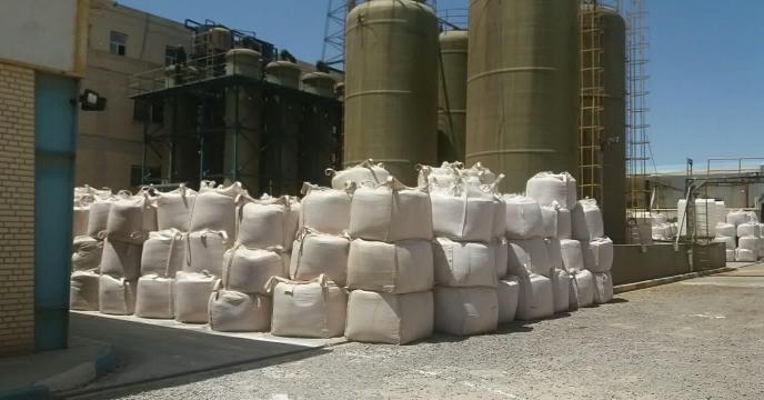بازدید از کارخانه تولید کود طرف قرارداد استان مرکزی