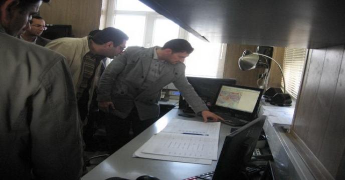حضور همکاران و کارشناسان شرکت خدمات حمایتی کشاورزی استان مرکزی در کلاسها و دوره های آموزشی هواشناسی مستقر در اداره هواشناسی استان مرکزی