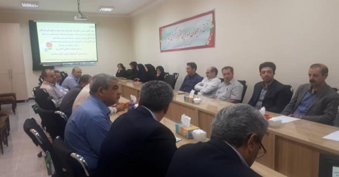 بازدید مهندس علیزاده عضو محترم هیئت مدیره و معاون بازرگانی شرکت