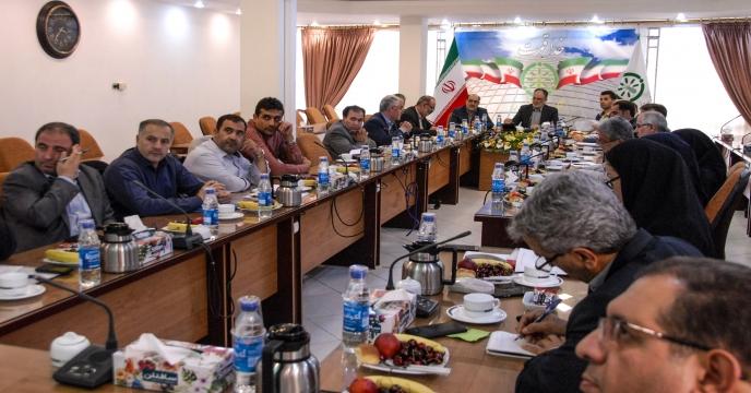 شورای مدیران خردادماه