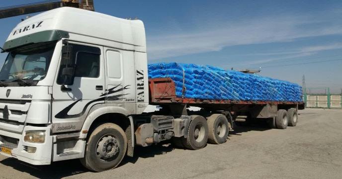 توزیع 3500 تن کود اوره به کلیه کارگزاران در فروردین ماه 1400استان مرکزی