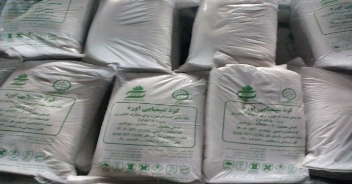 تامین کود اوره برای مزارع گندم شهرستان گرمسار