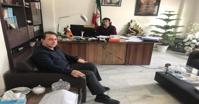 برگزاری جلسه بازگشایی استعلام خرید تأسیسات فنی در استان آذربایجان غربی