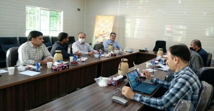 بازدیدهای گروه پایش کود از کارگزاران در سطح استان مرکزی - آبانماه 1399