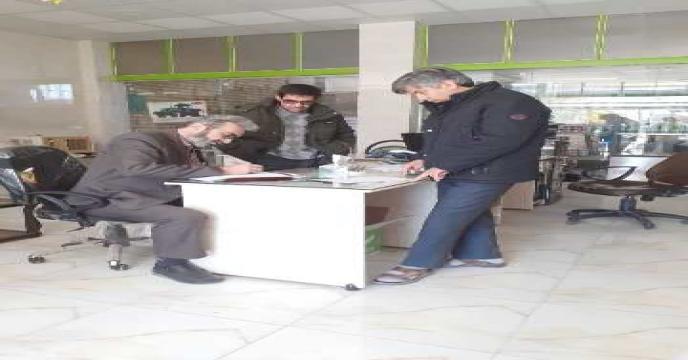 رصد و پایش انیار کارگزاران در شهرستان جاجرم، استان خراسان شمالی