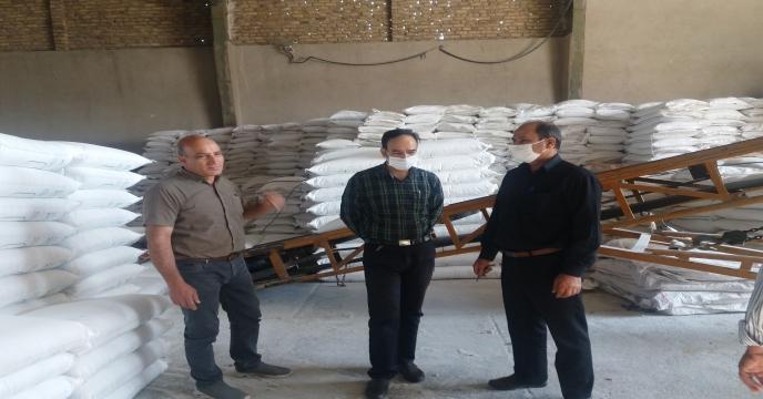 تامین و ارسال مقدار 250 تن کود اوره به شهرستان زرندیه ساوه – نیمه دوم مهر ماه 1399