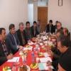 بازدید جناب آقای دکتر شورج از شركت در استان اصفهان