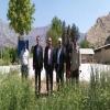 بازدید ریاست محترم سازمان جهاد کشاورزی استان لرستان از شرکت خدمات حمایتی استان