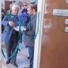 سامانه تلفنی 1559 و باشگاه كشاورزان استان يزد افتتاح شد.