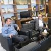 بازدید رئیس سازمان جهاد کشاورزی مازندران از شرکت خدمات حمایتی کشاورزی