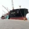 تخلیه کشتی بهجت حامل 31000 تن کود سوپرفسفات تریپل وارداتی