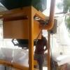 آغاز عملیات بوجاری و فرآوری بذر گندم در استان هرمزگان