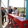 بازدید مهندس علیزاده، عضومحترم هیات مدیره و معاون اموربازرگانی از استان آذربایجان غربی