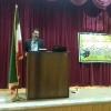 برگزاری دوره آموزش ملی آشنایی با ماشین  ها و ادوات کشاورزی در واحد آموزش شهید روحانی فرد کردکوی در گلستان
