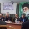 همایش کشت های پاییزه گندم، جو و کلزا استان آذربایجان شرقی