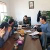 برگزاری جلسه کمیسیون معاملات با روش جدید در استان مرکزی