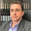 کیسه گیری مقدار 40 تن کود سولفات پتاسیم گرانوله فله در انبارکود استان آذربایجان غربی